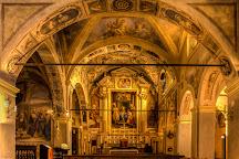 Eremo di S. Caterina del Sasso, Leggiuno, Italy