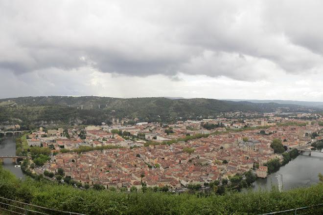 Mont Saint-Cyr, Cahors, France