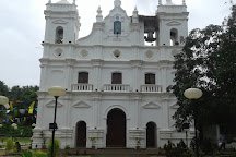 The Church of Our Lady of Socorro, Bardez, India