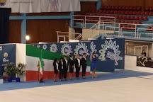 Palaghiaccio G. Bolino, Roccaraso, Italy