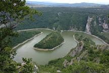 Uvac Special Nature Reserve, Nova Varos, Serbia