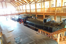 Revelstoke Railway Museum, Revelstoke, Canada