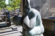 Montparnasse Cemetery (Cimetiere Montparnasse), Paris, France