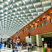 Аэропорт  станции  Venice Airport