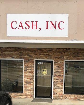 Cash Inc of Hattiesburg Payday Loans Picture
