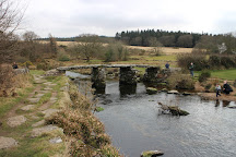 Clapper Bridge, Postbridge, United Kingdom