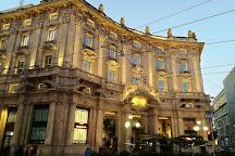 Palazzo delle Poste, Milan, Italy