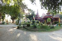 Wat Chom Sawan, Phrae, Thailand