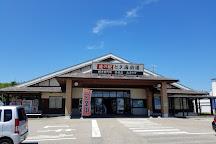 Michi no Eki Togi Umikaido, Shika-machi, Japan