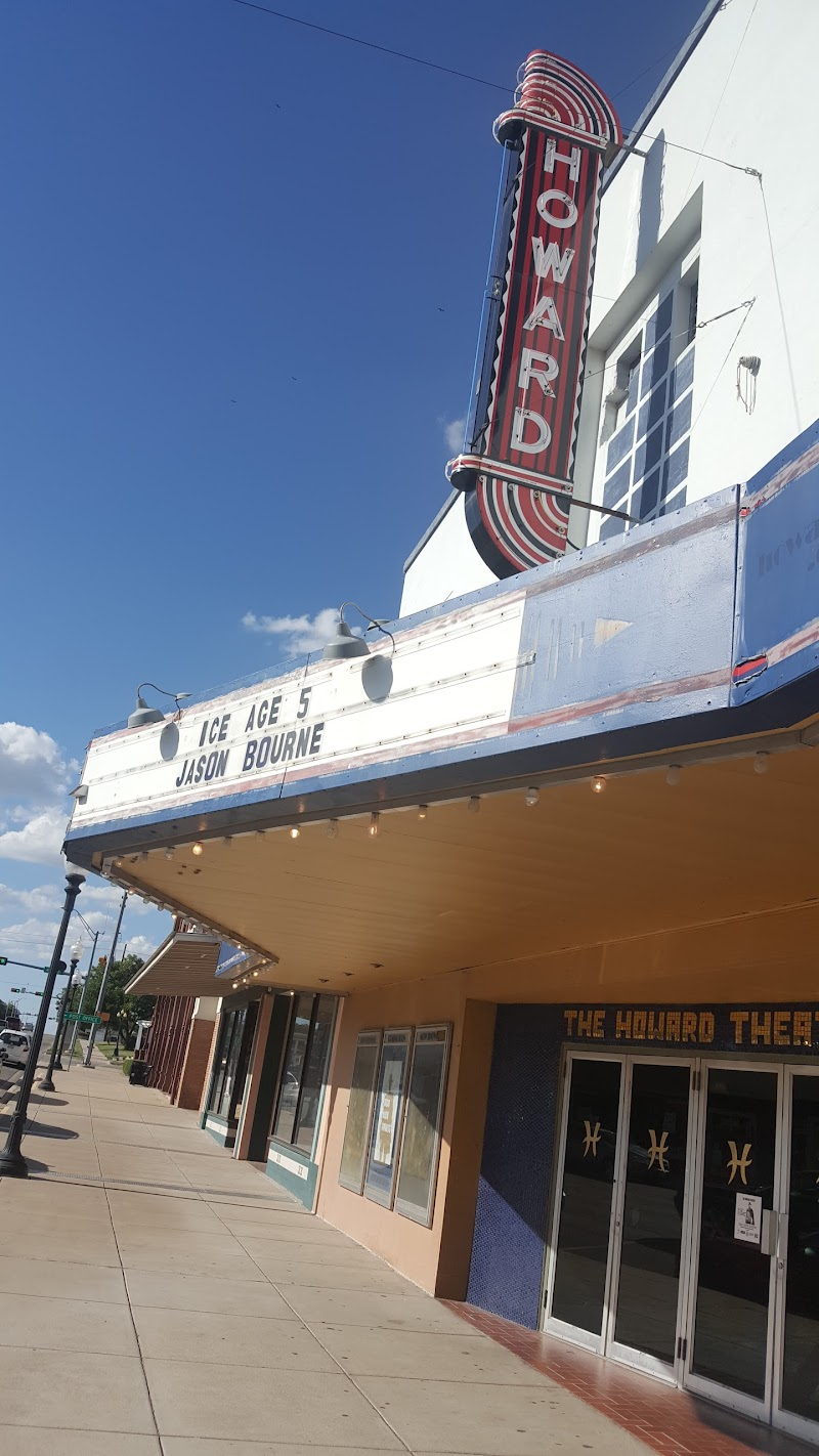 Howard Theatre Movie Times And Tickets