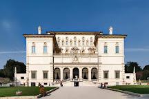 Galleria Borghese, Rome, Italy