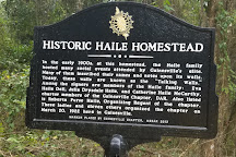 Historic Haile Homestead, Gainesville, United States