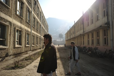 Khoshal Khan high school