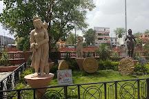 Vikramaditya The Great Memorial Statue, Ujjain, India