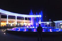 Singing Fountain in Yessentuki, Essentuki, Russia
