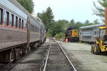 Saratoga and North Creek Railway, Saratoga Springs, United States