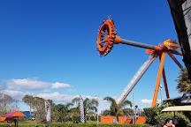 Rainbow's End Theme Park, Manukau, New Zealand