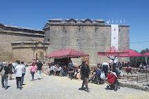 Castillo de Sabiote, Sabiote, Spain