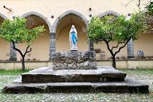 Chiesa e Chiostro di San Francesco D'Assisi, Fondi, Italy