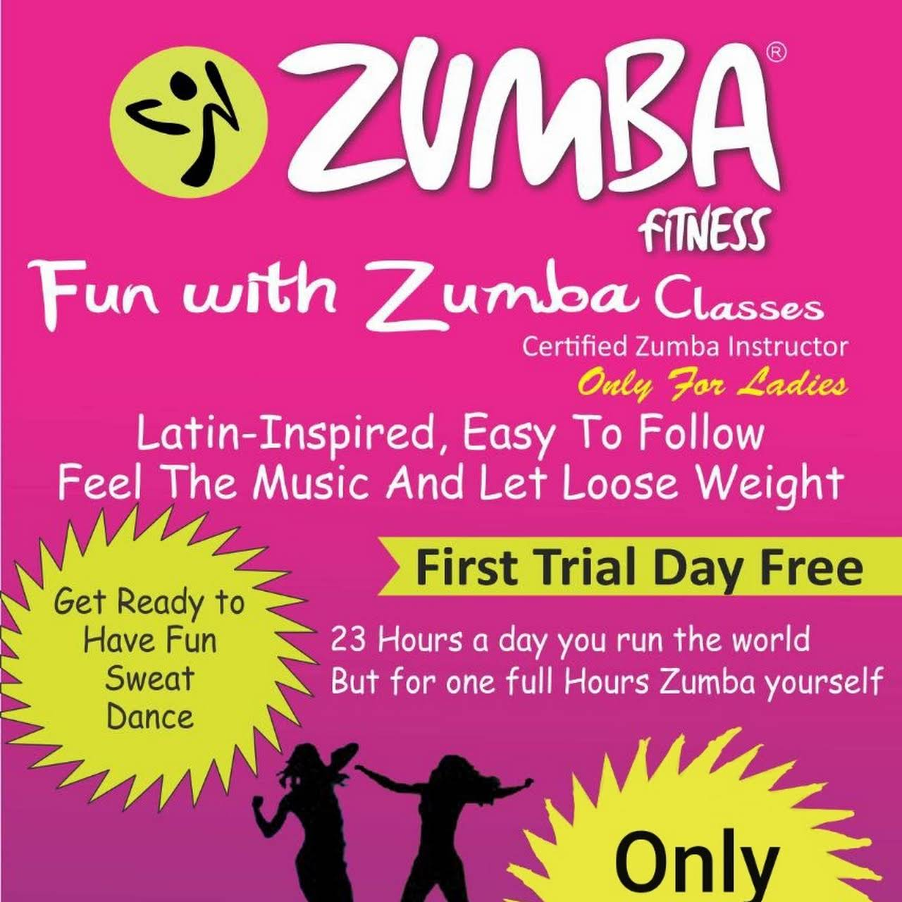 Fun With Zumba Classes Gym In Pune