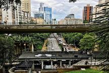 Mirante 9 de Julho, Sao Paulo, Brazil