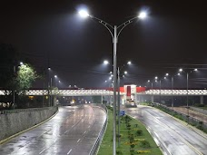 Faiz Ahmed Faiz Metro Bus Station