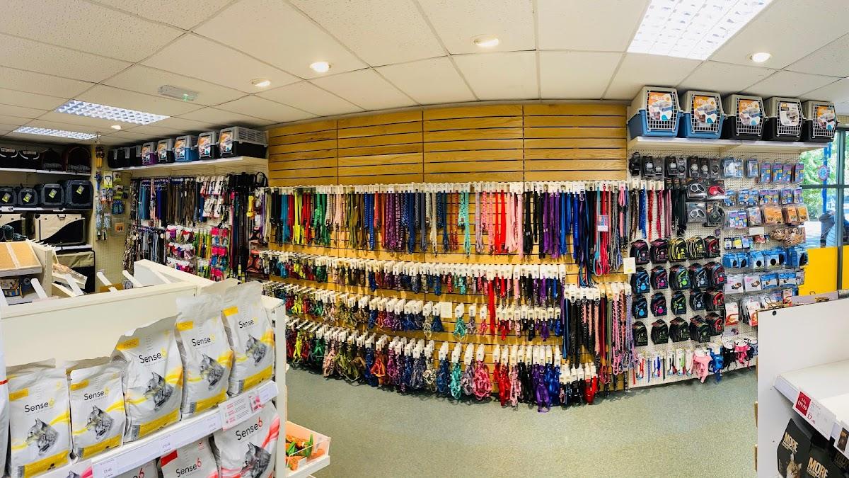 Pets Corner Gosport interior