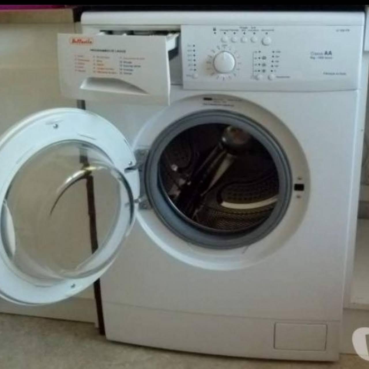Réparation,dépannage à DOMICILE machines à laver ,sèche linge et