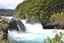 Petrohué Waterfalls, Puerto Varas, Chile