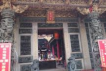 Dajia Jenn Lann Temple, Taichung, Taiwan