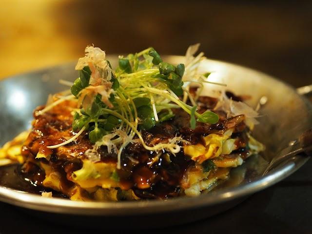 Okonomiyaki Teppanyaki Goemon