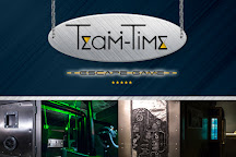 TEAM-TIME : Live Escape Game, Paris, France
