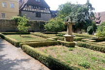 Klostergarten, Rothenburg, Germany