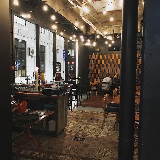 Madriz Spanish Restaurant & Tapas Bar