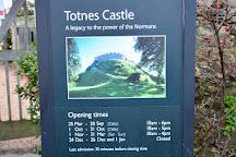Totnes Castle, Totnes, United Kingdom