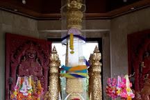 The City Pillar Shrine, Prachuap Khiri Khan, Thailand