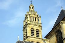 Eglise Saint Martin, L'Isle-Adam, France