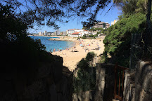 Playa Cala Rovira, Platja d'Aro, Spain