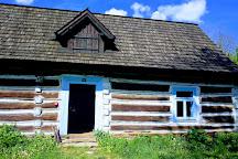 Grease makers farm museum/Zagroda maziarska, Losie, Poland