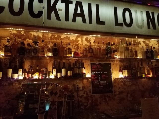 Casablanca Cocktail Lounge