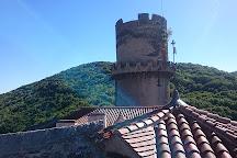 Chateau de Tournoel, Volvic, France