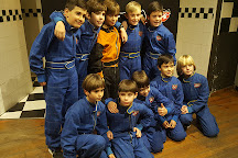 Indoor Karting Barcelona, Sant Feliu de Llobregat, Spain