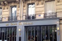 Les Bains du Marais, Paris, France