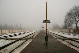 Железнодорожная станция  Slovechno