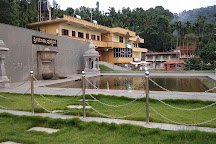 Adhishakthyathmaka Sri Annapoorneshwari Temple, Horanadu, India