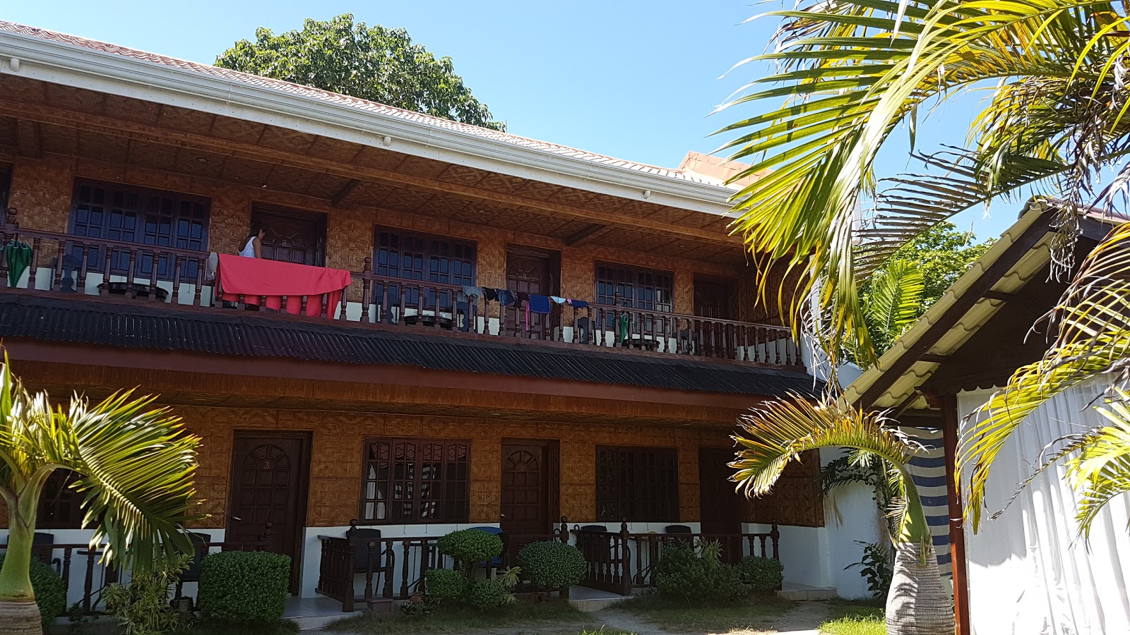 Adelaida Pensionne Hotel Coucou Bar Bantayan Island Hotel Restaurant Around Guides
