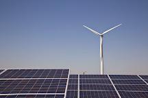 ACUA Wastewater Treatment Facility, Wind Farm, Solar Project, Atlantic City, United States