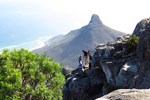 Abseil Africa, Table Mountain National Park, South Africa