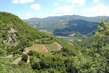 La Valle del Carlone e le sue cascate, Bobbio, Italy