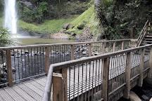 Bridal Veil Falls, Raglan, New Zealand